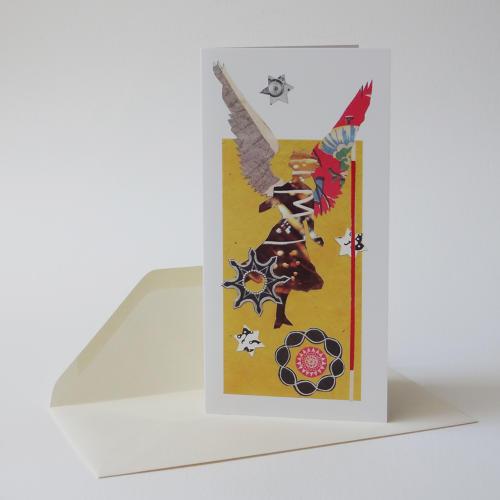 Festive Greetings Card