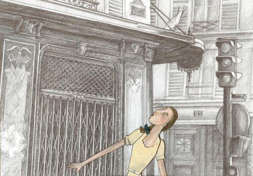 Au Coin de La Rue Madame