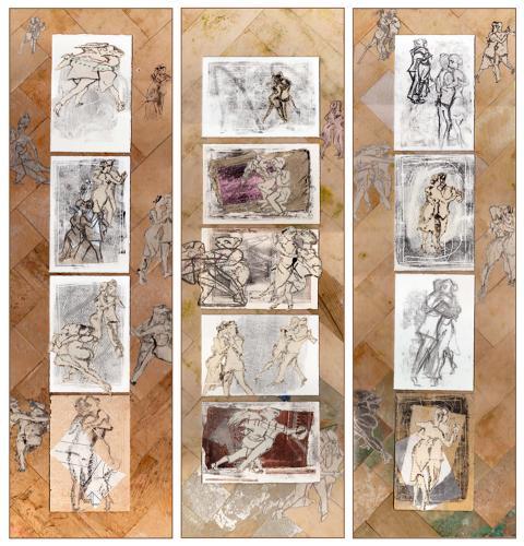Milonga Triptych