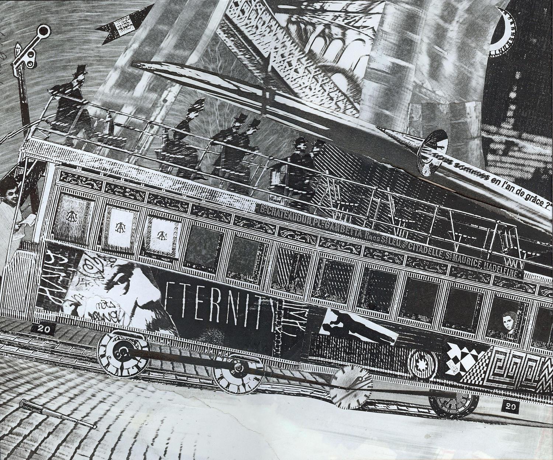 Une Ville Idéale, Tramway