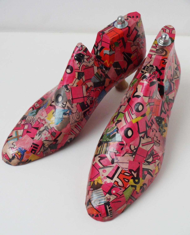 Pairs of Feet